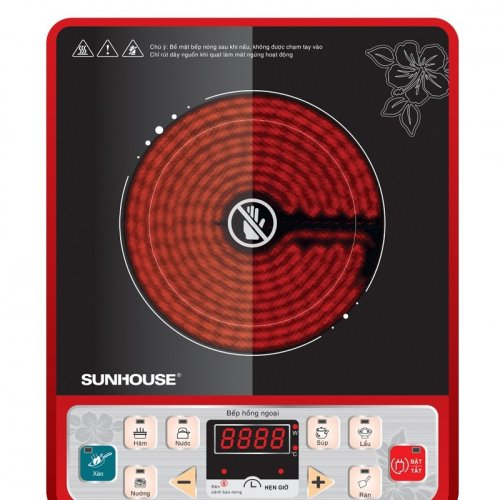 Bếp hồng ngoại Sunhouse SHD6003-3