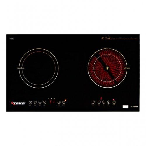 Bếp hồng ngoại và điện từ Taka TK-IR02A