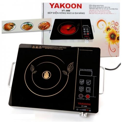 Bếp hồng ngoại Yakoon VT-999