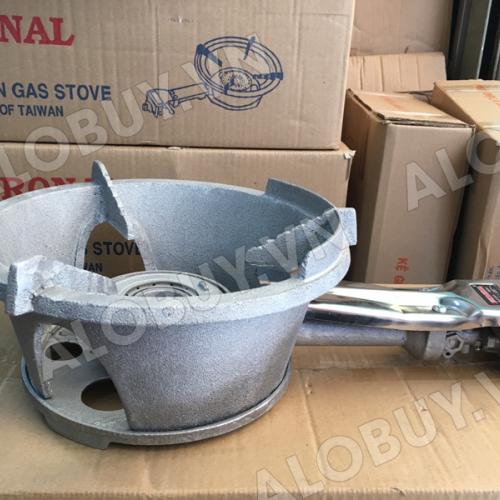 Bếp khè gas công nghiệp Euronal 168C - Xám-1