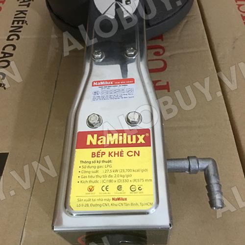 Bếp khè gas công nghiệp NAMILUX NA-196-2