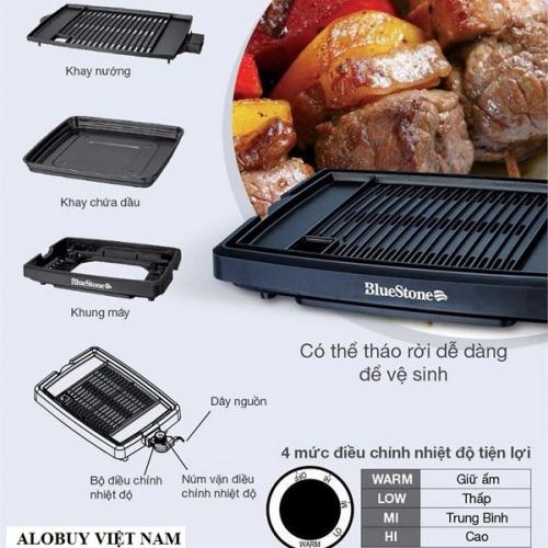 Bếp nướng điện Bluestone EGB-7408-3
