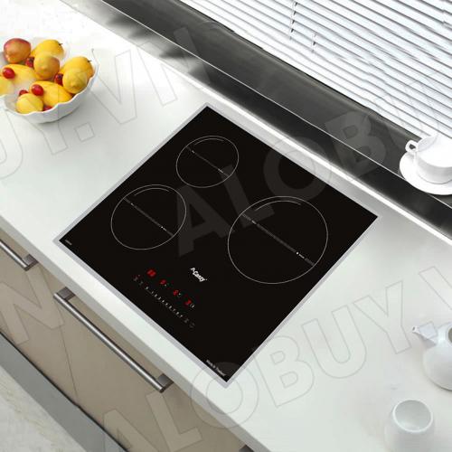 Bếp từ 3 lò cảm ứng CANZY CZ-67HP-1