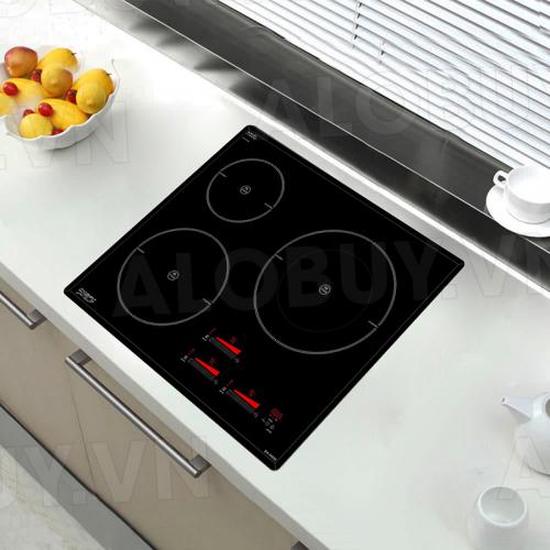 Bếp từ 3 lò cảm ứng CHEFS EH-IH555-2