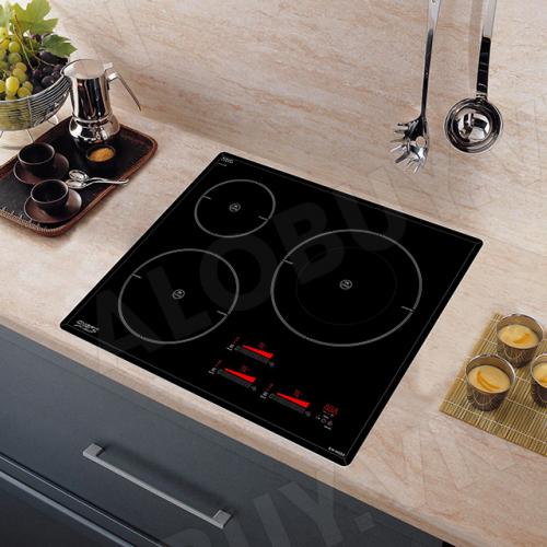 Bếp từ 3 lò cảm ứng CHEFS EH-IH555-3