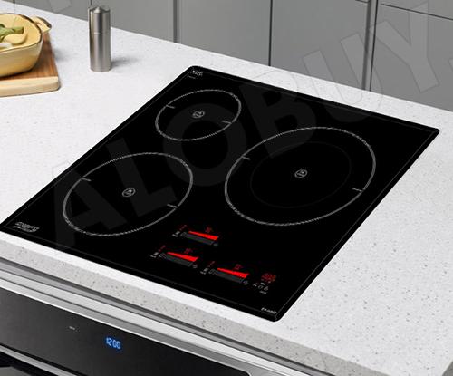 Bếp từ 3 lò cảm ứng CHEFS EH-IH555-1