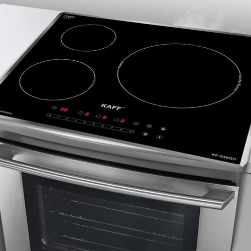 Bếp từ 3 lò cảm ứng KAFF HYBRID KF-S48QH-4