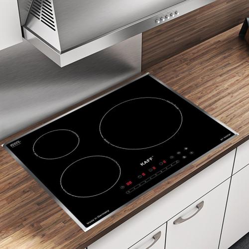 Bếp từ 3 lò cảm ứng KAFF HYBRID KF-S48QH-1