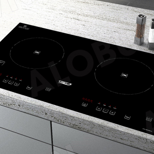 Bếp từ đôi cảm ứng CHEFS EH-DIH2000A-2