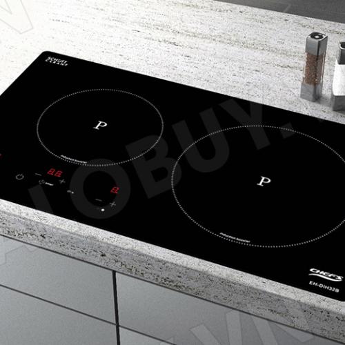 Bếp từ đôi cảm ứng CHEFS EH-DIH32B-2