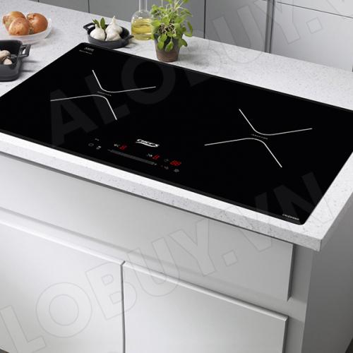 Bếp từ đôi cảm ứng CHEFS EH-DIH366-4
