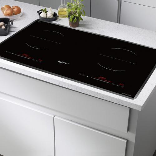 Bếp từ đôi cảm ứng KAFF KF-SD300II-2
