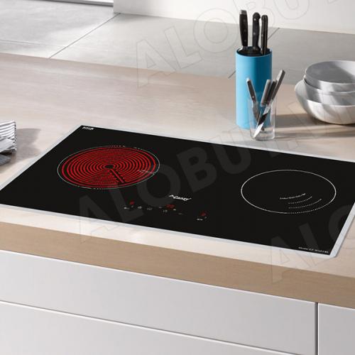 Bếp từ đôi hồng ngoại cảm ứng CANZY CZ-MIX823G-2