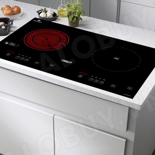 Bếp từ đôi hồng ngoại cảm ứng CHEFS EH-MIX2000A-2