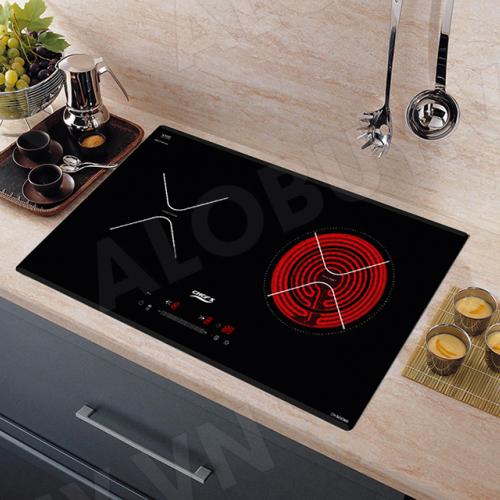 Bếp từ đôi hồng ngoại cảm ứng CHEFS EH-MIX366-4