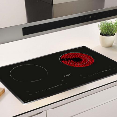 Bếp từ đôi hồng ngoại cảm ứng KAFF KF-FL101IC-3