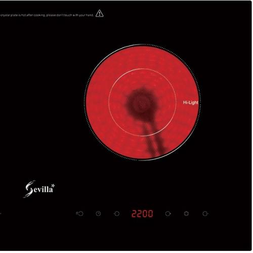 Bếp từ và hồng ngoại Sevilla SV-289TS-2