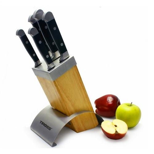 Bộ dao làm bếp 6 món Tiross TS-1733