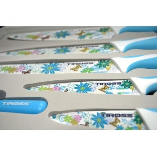 Bộ dao thớt 7 món Tiross TS-1281-9