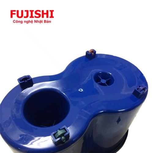 Bộ lau sàn xoay tay 360 độ Fujishi Mop Smart FJ-360RN + Tặng 01 Bông Lau-8