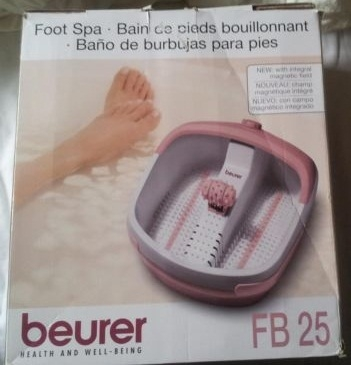Bồn ngâm chân massage Beurer FB25-4