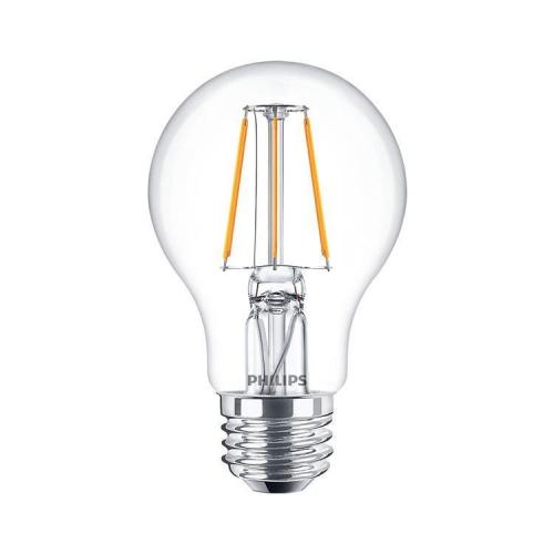 Bóng đèn Philips LED Classic 4W 2700K E27 A60 - Ánh sáng vàng-4