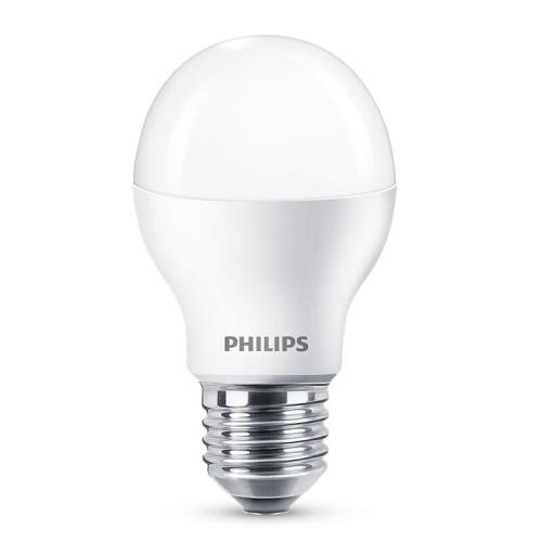 Bóng đèn Philips LED Essential Gen3 3W 3000K E27 A60 - Ánh sáng vàng-4