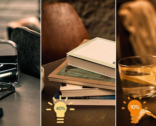 Bóng đèn Philips LED Scene Switch 3 cấp độ chiếu sáng 9W 3000K E27 - Ánh sáng vàng-1