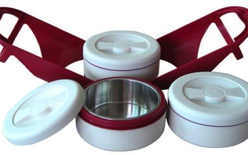 Cà mèn giữ nhiệt 3 ngăn Homemax TLB-3-1