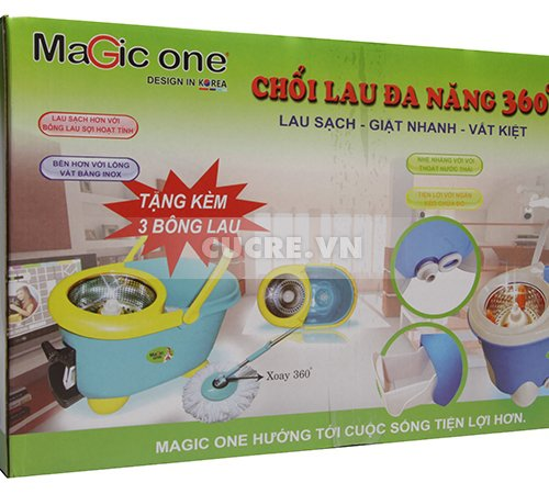 Cây lau nhà Magic One MG-90-3