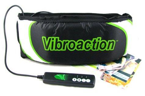 Đai Massage bụng Vibroaction - Công nghệ Mỹ
