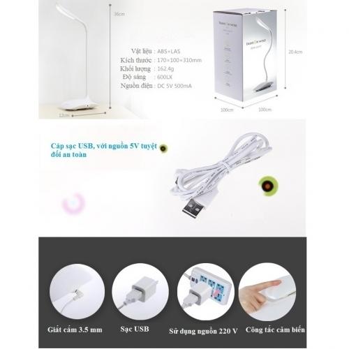 Đèn bàn cảm ứng Fashion Wind L-SSF-4