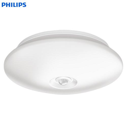 Đèn ốp trần cảm biến thông minh Philips 62233 Danta 65K/27K Sensor LED 6W