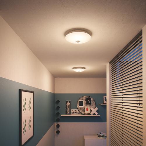 Đèn ốp trần cảm biến thông minh Philips 62234 Danta 65K/27K Sensor LED 16W-3