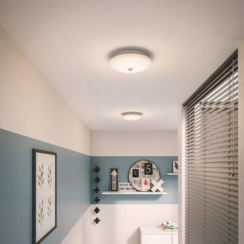 Đèn ốp trần cảm biến thông minh Philips 62234 Danta 65K/27K Sensor LED 16W-4