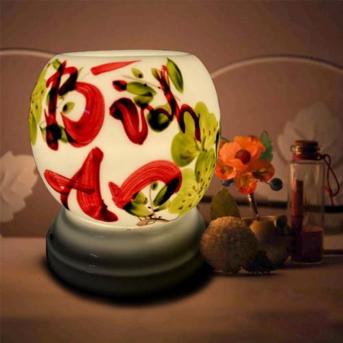 Đèn xông tinh dầu gốm Bát Tràng - Bình An-3
