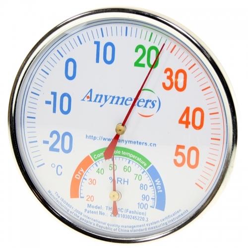Đồng hồ đo nhiệt độ và độ ẩm GL.14-006-2