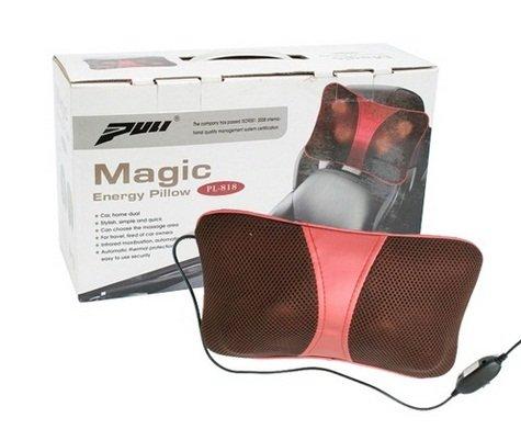 Gối massage hồng ngoại Magic Energy Pillow PL-818