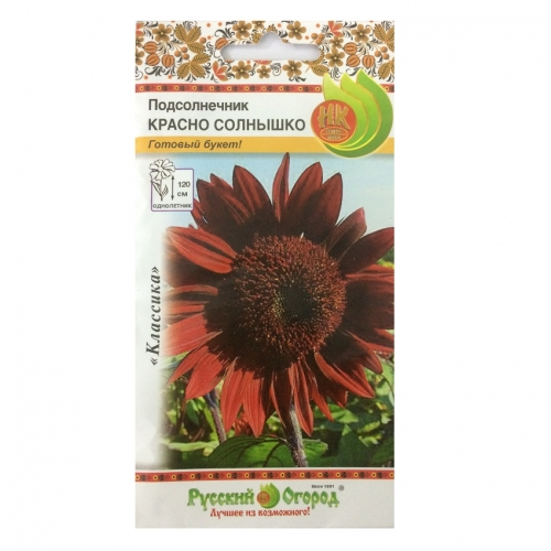Hạt giống hoa hướng dương đỏ - 703303-1