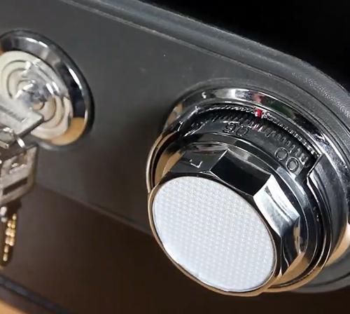 Két sắt khóa cơ chống cháy, chống nước HONEYWELL 2102-3