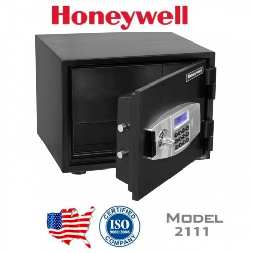 Két sắt khóa điện tử chống cháy, chống nước HONEYWELL 2111-5
