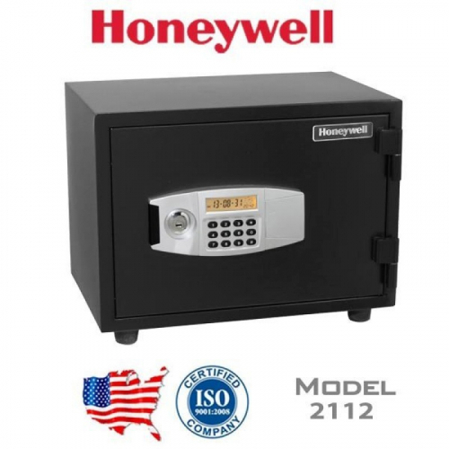 Két sắt khóa điện tử chống cháy, chống nước HONEYWELL 2112-7