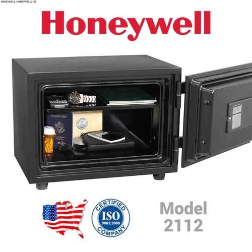 Két sắt khóa điện tử chống cháy, chống nước HONEYWELL 2112-2
