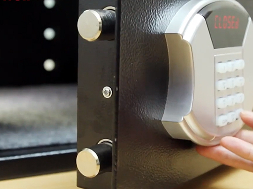 Két sắt khóa điện tử HONEYWELL 5105-4