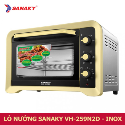 Lò Nướng SANAKY VH-259N2D