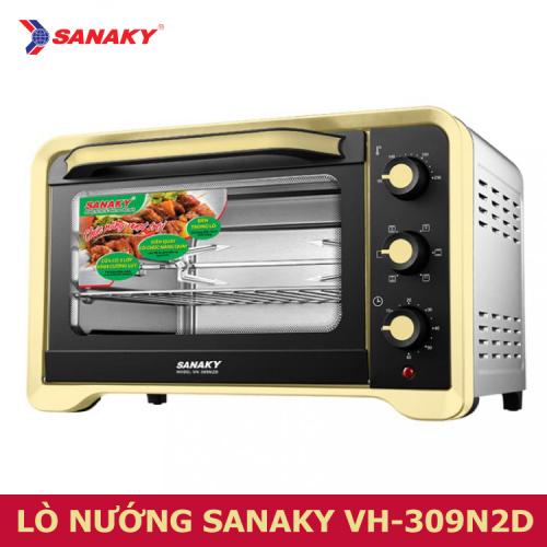 Lò nướng Sanaky VH-309N2D - 30L-1