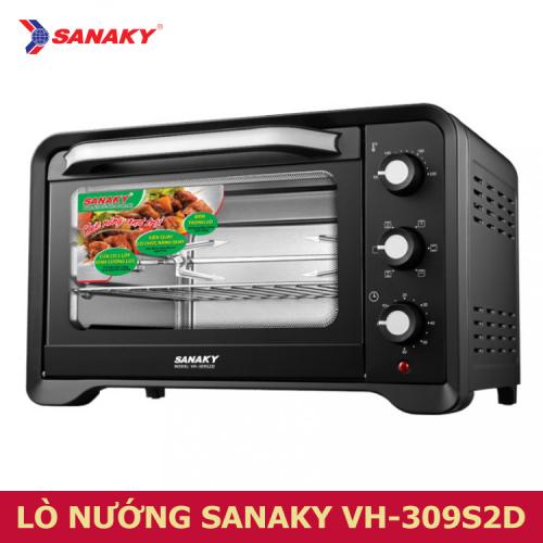 Lò nướng Sanaky VH-309S2D 30 lít