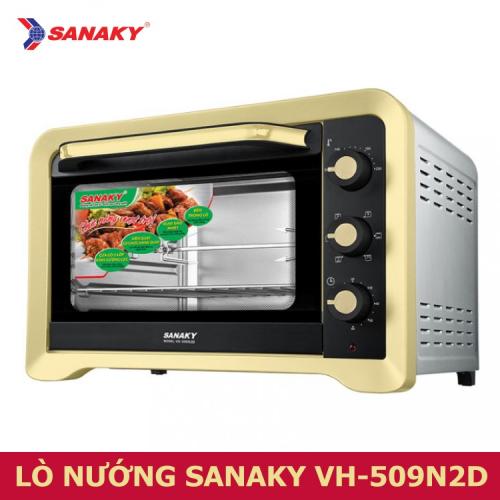 Lò Nướng Sanaky VH-509N2D (50L)