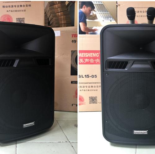 Loa vali kéo di động Bluetooth Karaoke TEMEISHENG SL15-05-5