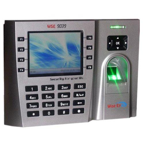 Máy chấm công vân tay & thẻ cảm ứng Wise Eye WSE-9039